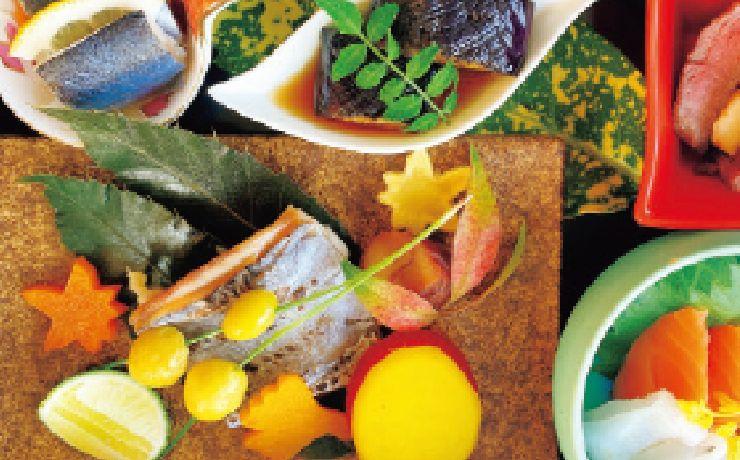 AUTUMN FAIR 〜岡山県産の食材を使用した秋のメニュー〜